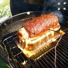 Bacon Bomb, fast fertig!