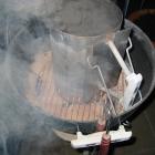 Auch zwischen Weihachten und Neujahr kann man grillen!