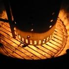 Mit dem Weber-Kamin kann wirklich jeder Feuer machen... :-)