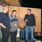 Leber, Pappi und Claus