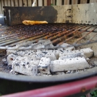 McBrikett BAMBUKO - letzte Grillreste