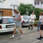 Dies ist der erste, ab nun jährliche Start, zum Rock am Ring 2003. Genutzt wird natürlich der Bodensee-Kombi.