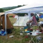 Das Bodensee All-Star-Zelt war auch bei RaR 2003 dabei!