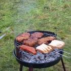 Fleisch und Toast und das war's auch schon! Mehr darf nicht auf den Grill. Oder doch? Warten wir mal das Wochenende ab!