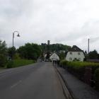 Nürburg mit der Nürburg