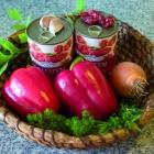 Tomaten-Paprika-Sauce Zutaten