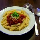 Das Rezept als Pastasauce