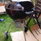 Strahler70's neuer Grill